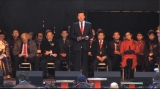 Speech by Ambassador Liu Xiaoming at Chinese New Year in London(Trafalgar Square,London.29/01/2012)